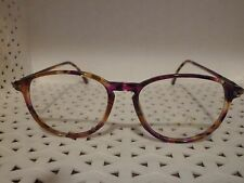 Rodenstock 8094A Purple Brown Vintage 80's Womens Eyeglasses  (TF2)