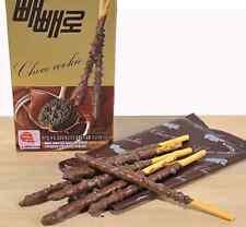LOTTE Pepero Thin Stick Snack 2 boxes, Oreo Choco Cookie - Korea Snack