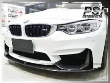 Performance Carbon Fiber Front Bumper Add-On Lip fit BMW F82 M4 F80 M3 2015+