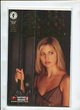 BUFFY THE VAMPIRE SLAYER #1 GOLD ANOTHER UNIVERSE.COM  EXCLUSIVE (9.2) RARE