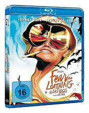 FEAR AND LOATHING IN LAS VEGAS - JOHNNY DEPP,CRAIG BIERKO/+ BLU-RAY NEU
