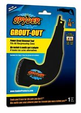 "SPYDER GROUT-OUT 1/16"" JOINT REMOVAL  BLADE FOR RECIPROCATING SAW 100228"