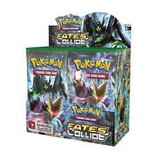 POKEMON XY FATES COLLIDE * Booster Box *PRE-ORDER*
