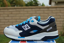NEW BALANCE CM1600CO SZ 12 MECHA GREY BLUE BLACK WHITE