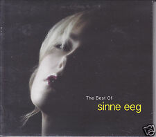 """Sinne Eeg - The Best Of"" Audiophile Female Jazz Vocal CD Brand New Sealed"