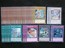 YU-GI-OH 45 CARD BLUE-EYES ULTIMATE DRAGON DECK  *READY TO PLAY*