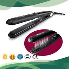 Professional Hair Straightener / Steam Styler 2.75 inch ARGAN INFUSION Flat Iron