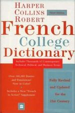 Harper Collins Robert French College Dictionary