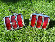 '64-'66 Mustang Coupe, Fastback or Convertible Taillight Assys. Pair