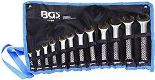 Maul Ringschlüssel Set Ring Maulschlüssel Zoll Werkzeug Satz Gabelschlüssel BGS
