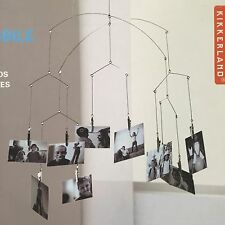 NEW In Box Kikkerland Hanging Photo Mobile Picture Collage Calder Esque