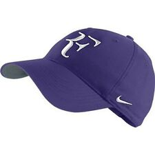NEW Nike Hybrid RF Roger Federer Hat Cap 371202-547 Court Purple/White