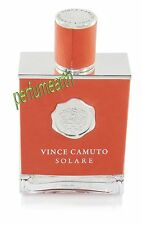 Vince Solare  By Vince Camuto Tster 3.4/3.3 oz. Edt Spray For Men New In Tster