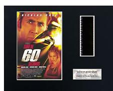 Gone in 60 Seconds (8 x 10) film cells