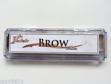 PPI SKIN ILLUSTRATOR Brow Palette Makeup Brown Premiere Products Theater Stage