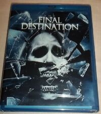The Final Destination (Blu-ray Disc, 2010) New Unopened!