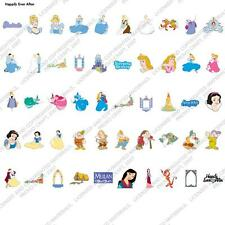 Disney Happily Ever After Cricut Cartridge 29-0428 Princesses Cinderella Mulan