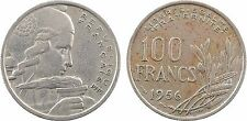 IVe République, 100 francs Cochet, 1956 Beaumont Le Roger - 51