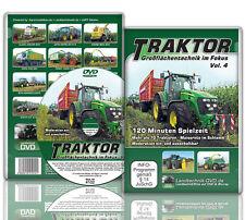 DVD Traktor – Großflächentechnik im Fokus Vol. 4 Maisernte Schlammschlacht uvm