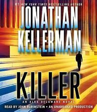 Jonathan Kellerman KILLER Unabridged CD *NEW* $45.00 Value ** FAST SHIP **
