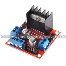 2Pcs L298N Dual H Bridge Stepper Motor DC L298N Drive Controller Board Module