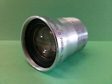 "BELL & HOWELL SUPER D PROVAL 16mm 2""  f/1.4 PROJECTION LENS"
