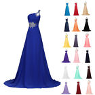 CHEAP! Formal Bridesmaid Evening Party Wedding Ball Gown Long Maxi Prom Dresses