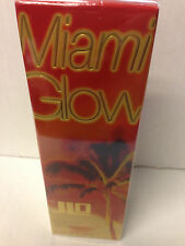 MIAMI GLOW * J.LO Jennifer Lopez * Perfume for Women * 3.4 oz * Eau de toilette