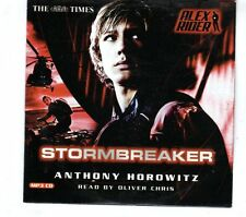 (GR765) Stormbreaker, audio mp3, 4 hours 55 mins - 2003 The Times CD