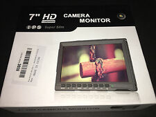 FEELWORLD FW 759 7 inch HD 1280x800 IPS On Camera Field monitors With HDMI Cable