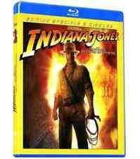 BLU RAY INDIANA JONES ET LE CRANE DE CRISTAL Coffret 2 Blu ray  comme neuf !