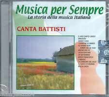 Canta Battisti 5 (2000) CD NUOVO Mal Un'avventura. Bobby Solo Il tempo di morire