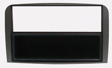 Mascherina con foro ISO/Doppio Iso/Doppio DIN antracite Alfa 147 07 -GT 07