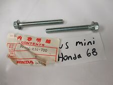 NOS Honda 1982-1984 CR125 CR250 CR480 CR500 Flange Bolts 90106-KA4-700 Set Of 2