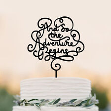 Arcylic birthday cake topper decoration  gift of flower with name cake topper