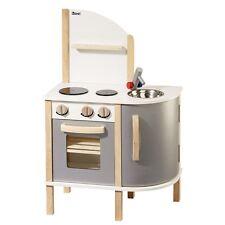 stabile Spielküche, Kinderküche aus Holz von howa