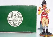 KING & COUNTRY BRITISH REVOLUTIONARY BR019 10TH LINCOLNSHIRE FIFER MIB