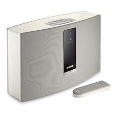 NEW BOSE SOUNDTOUCH 20 Wi-Fi WIRELESS MUSIC SYSTEM SERIES III -WHITE SOUND TOUCH
