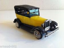 Cragstan (Hong-Kong) - Ford T 1927 à friction (Années 60, en plastique)
