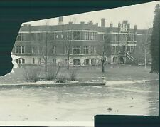 Utah State Mental Hospital Provo Utah Original News Service Photo