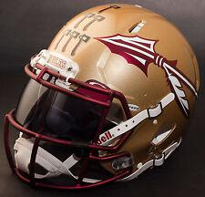 ***CUSTOM*** FLORIDA STATE SEMINOLES Riddell Revolution SPEED Football Helmet