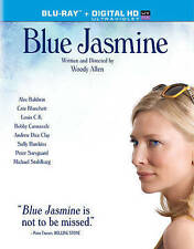 Blue Jasmine Blu-Ray Disc 2014  NEW Sealed