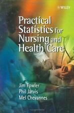 Practical Statistics for Nursing and Health Care-ExLibrary
