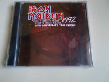Live In Caracas By IRON MAIDEN (XX Anniversary 2 CDs) 2012 BRAND NEW & VERY RARE