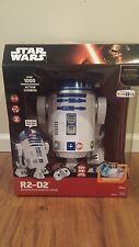 BRAND NEW Star Wars R2-D2 Interactive Voice Activated Robotic Droid TRU Exclusiv