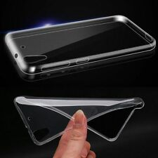 0.3mm Soft TPU Ultra Thin Silicone Gel Clear Case Cover For HTC Desire 626 626S