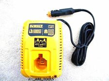 New Dewalt DC9319 Car Battery Charger 7.2 - 18V 18 Volt Vehicle Fr DC9180,DC9096
