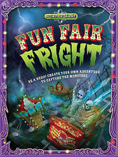 Science Quest Adventure FUNFAIR FRIGHT by DAN GREEN ~ Be a hero!