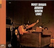 Root Down [Bonus Track] [Remaster] by Jimmy Smith (Organ) (CD, Jul-2000, Verve)