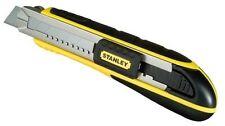 STANLEY Cutter 18mm FatMax Magazin mit6 Ersatzklingen Teppichmesser Cuttermesser